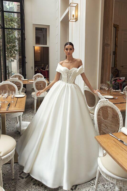 "Свадебный салон ALIZA свадебное платье ""Monikkye"" - фото 1"