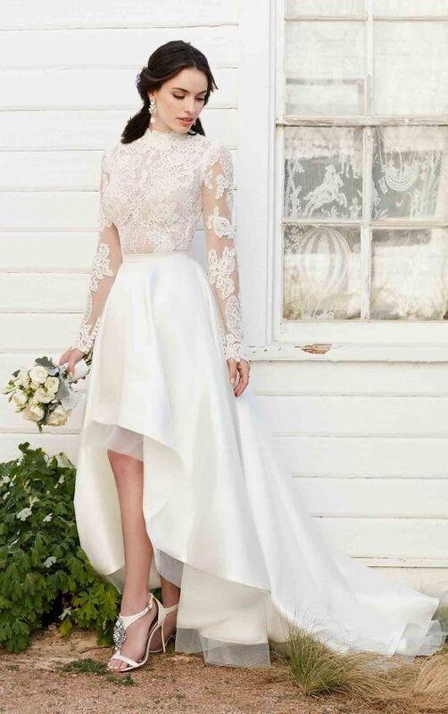 Свадебное платье напрокат Essense of Australia Платье свадебное Jude - фото 2