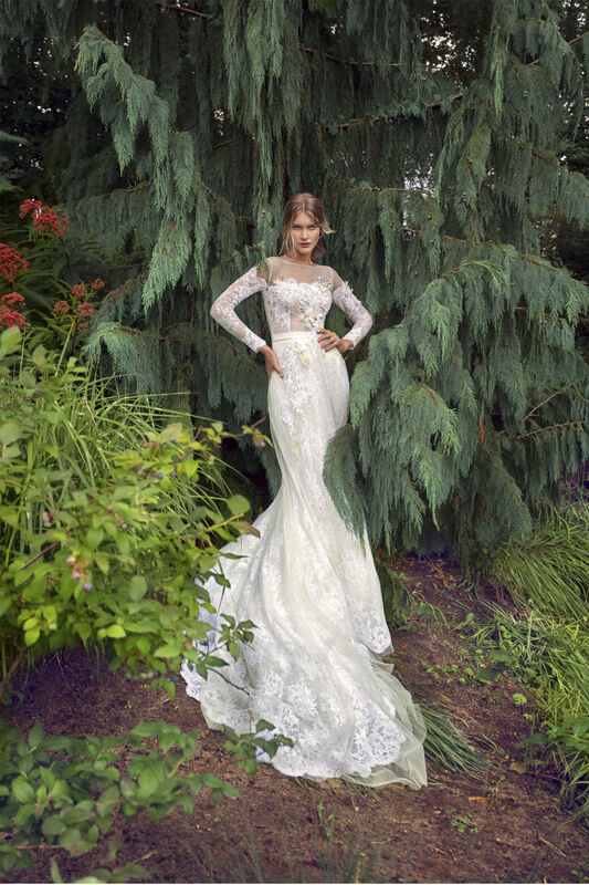 Свадебный салон Papilio Свадебное платье «Монтичели» модель 19/2005 - фото 1