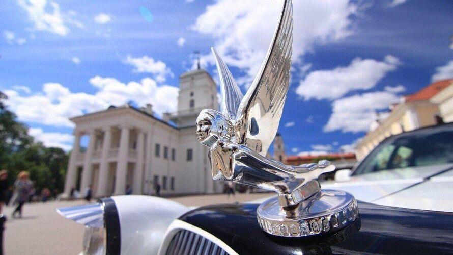 Прокат авто Excalibur Белый - фото 11