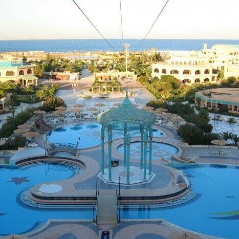 Туристическое агентство Айкью групп Пляжный авиатур в Египет, Хургада, Golden 5 Diamond Resort 5*, 10 ночей - фото 1