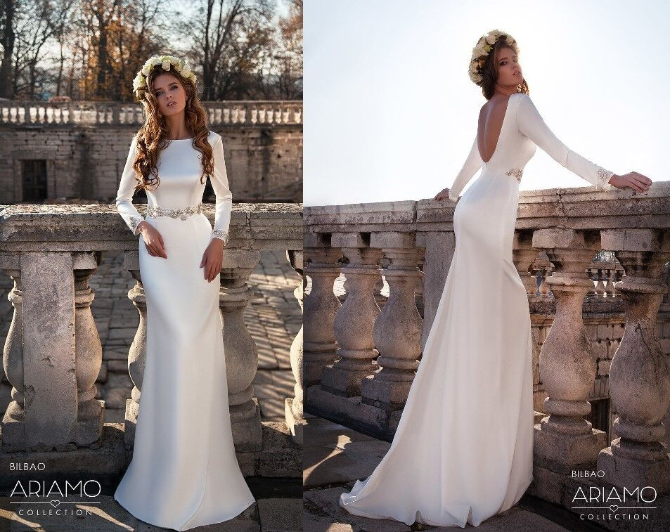 Свадебное платье напрокат Ariamo Bridal Платье свадебное Bilbao - фото 2