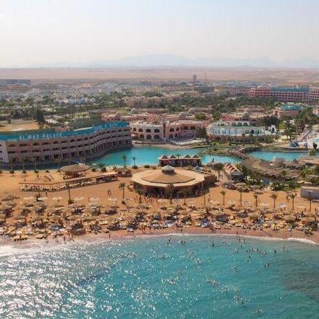 Туристическое агентство Айкью групп Пляжный авиатур в Египет из Киева, Хургада, Golden 5 The Club Hotel 4* - фото 1