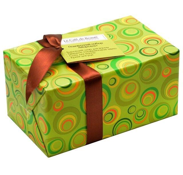 Подарок на Новый год Кафе Красоты Подарочный набор «Марсель», 590 гр - фото 1
