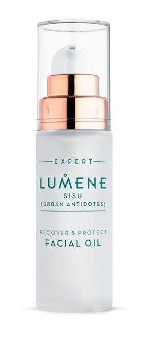 Уход за лицом LUMENE Восстанавливающее и защищающее масло для лица Sisu Reco&Protect Facial Oil - фото 1