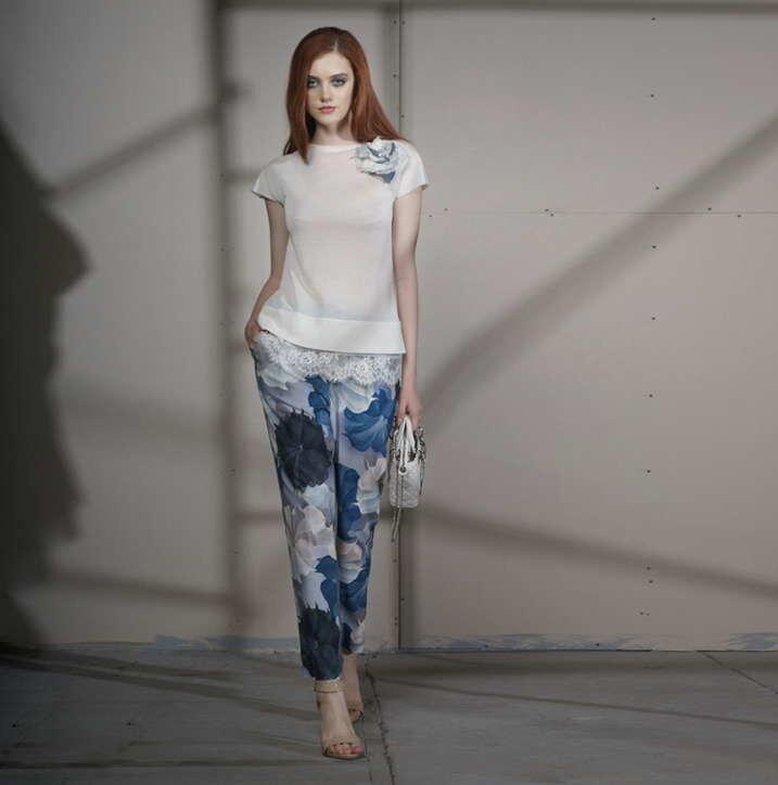 Кофта, блузка, футболка женская Mozart Джемпер женский s19118 - фото 1