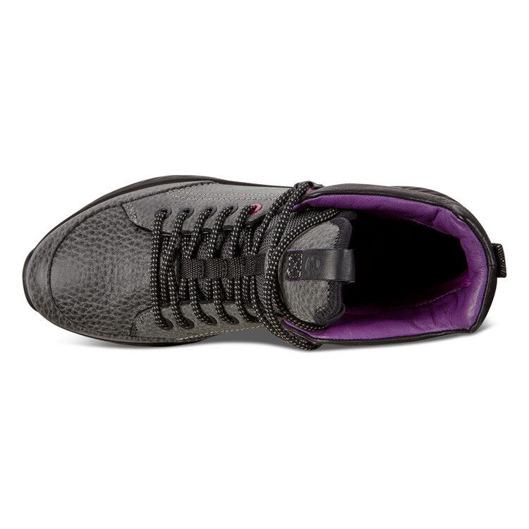 Обувь женская ECCO Кроссовки высокие EXOSTRIKE L 832303/01001 - фото 6