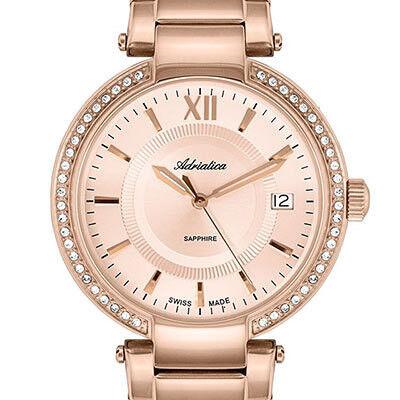Часы Adriatica Наручные часы A3811.916RQZ - фото 1