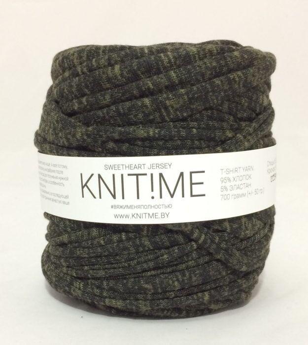 Товар для рукоделия Knit!Me Ленточная пряжа Sweetheart Jersey - SJ287 - фото 1
