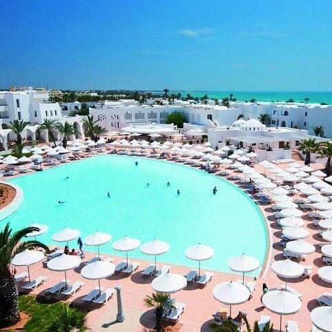 Туристическое агентство Голд Фокс Трэвел Пляжный aвиатур в Тунис, Джерба, Club Hotel Palm Azur (ex. Riu Palm Azur) 4* - фото 1