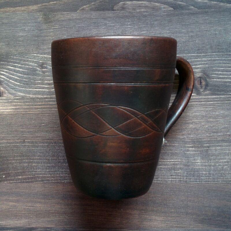 Подарок Рагна Кубак керамічны класічны КР3 - фото 1