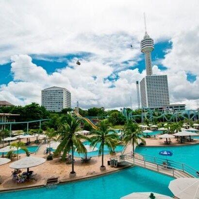 Туристическое агентство Суперформация Пляжный авиатур в Тайланд, Паттайя, Pattaya Park 3* - фото 1