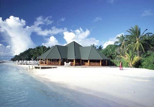 Туристическое агентство Jimmi Travel Отдых на Мальдивах, Paradise Island Resort 5* - фото 2