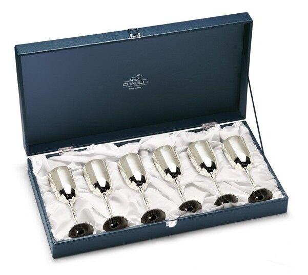 Подарок Gamma Набор бокалов для шампанского 2977 - фото 1
