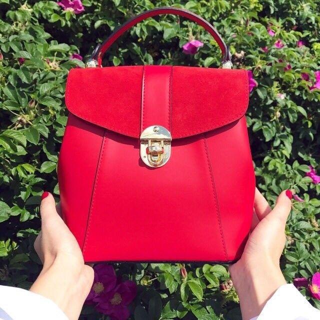 Магазин сумок Vezze Кожаный рюкзак С00192 - фото 1