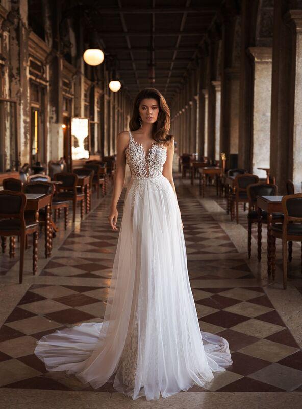 """Свадебный салон ALIZA свадебное платье прокат """"Cecilia"""" - фото 1"""