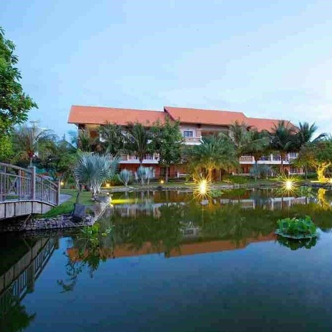 Туристическое агентство Отдых и Туризм Пляжный авиатур во Вьетнам, Фантхьет, Blue Bay Mui Ne Resort & Spa 4* - фото 1