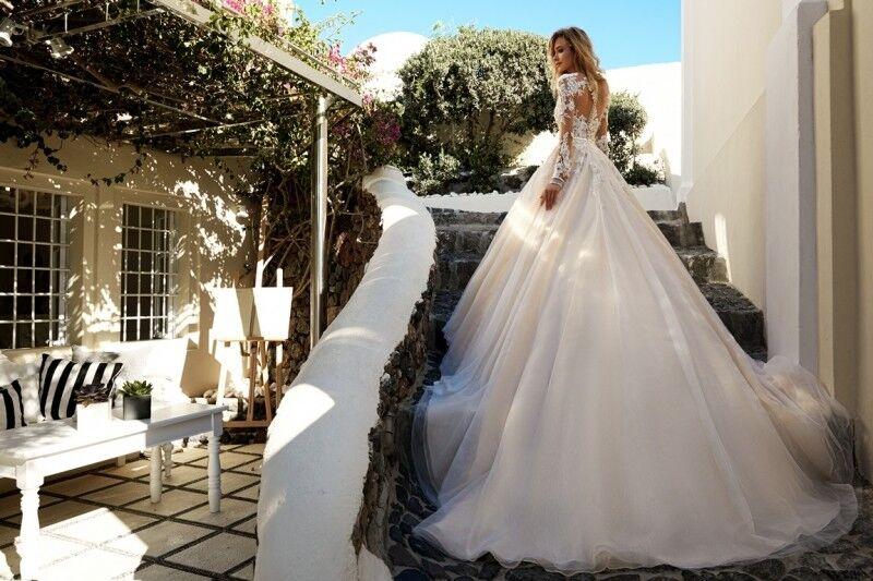Свадебное платье напрокат Eva Lendel Платье свадебное Allen - фото 2