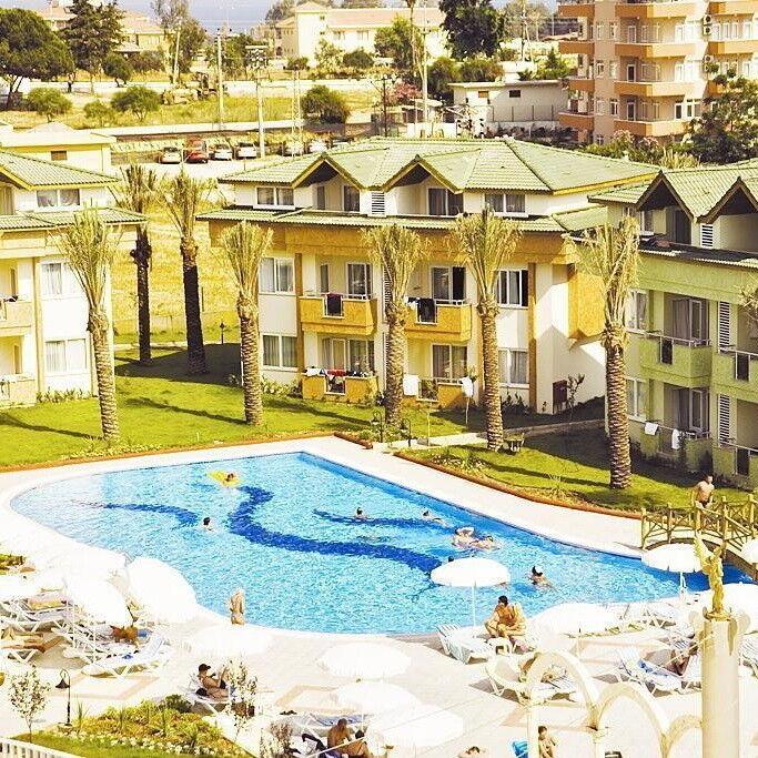 Туристическое агентство LetoTravel Пляжный тур в Турцию, Аланья, Aydinbey Gold Dreams 5* - фото 1