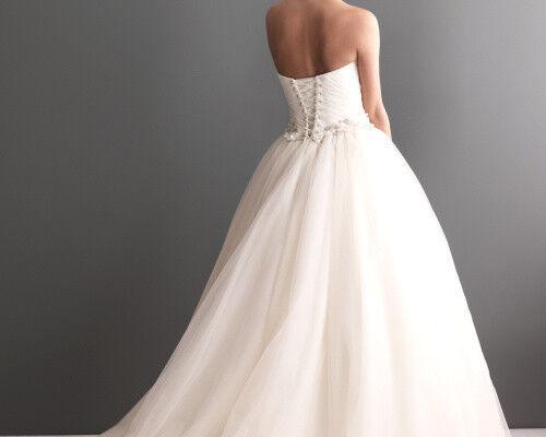 Свадебное платье напрокат Allure Bridals Платье свадебное 2607 - фото 2