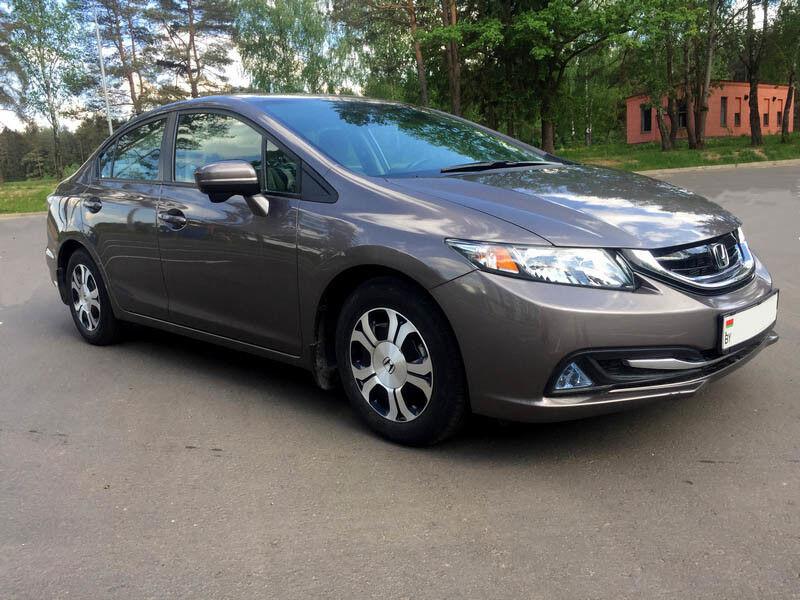Прокат авто Honda Civic AT - фото 3