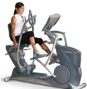 Тренажер Octane Fitness Эллиптический тренажер xR6000 Touch - фото 1