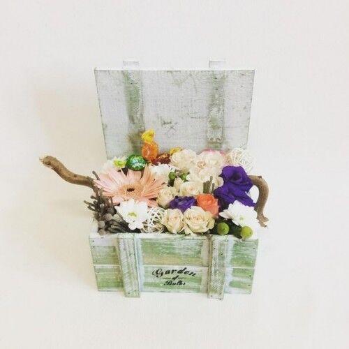 Магазин цветов Планета цветов Цветочная композиция №6 - фото 1