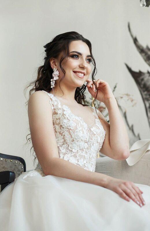 Свадебный салон ALIZA свадебное платье  Chantily - фото 2