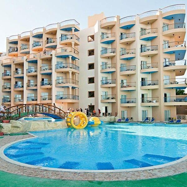 Туристическое агентство Новая Планета Пляжный авиатур в Египет, Хургада, Sphinx Aqua Park Beach Resort 5* - фото 1