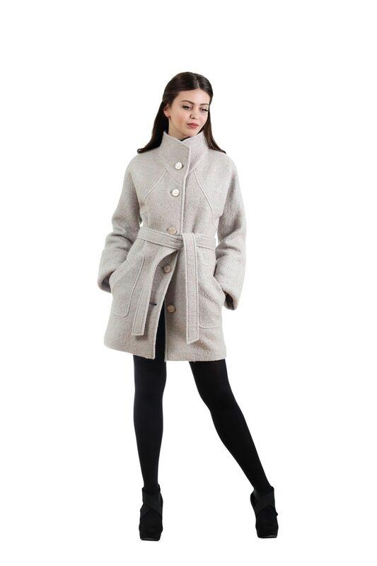 Верхняя одежда женская Вяснянка Пальто женское 7018-1 - фото 1