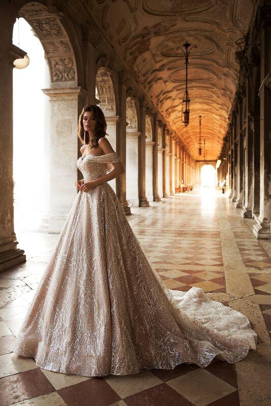 """Свадебное платье напрокат ALIZA свадебное платье  """"Jacobely"""" - фото 1"""