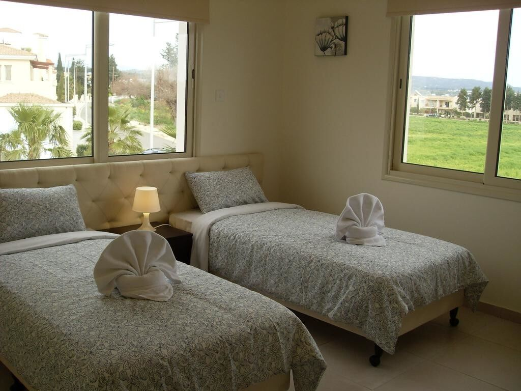 Туристическое агентство Санни Дэйс Пляжный авиатур на о. Кипр, Пафос, Aphrodite Sands Resort 4* - фото 3
