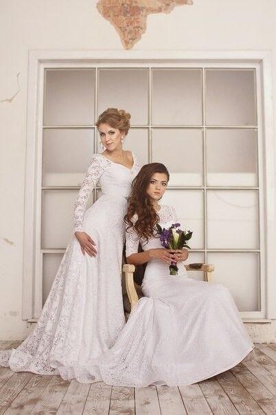 Свадебное платье напрокат ALIZA Свадебное платье «Mishel» Diva Vivien - фото 7