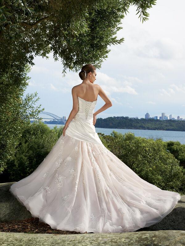 Свадебное платье напрокат Sophia Tolli Свадебное платье Y11300 Primrose 1 - фото 2