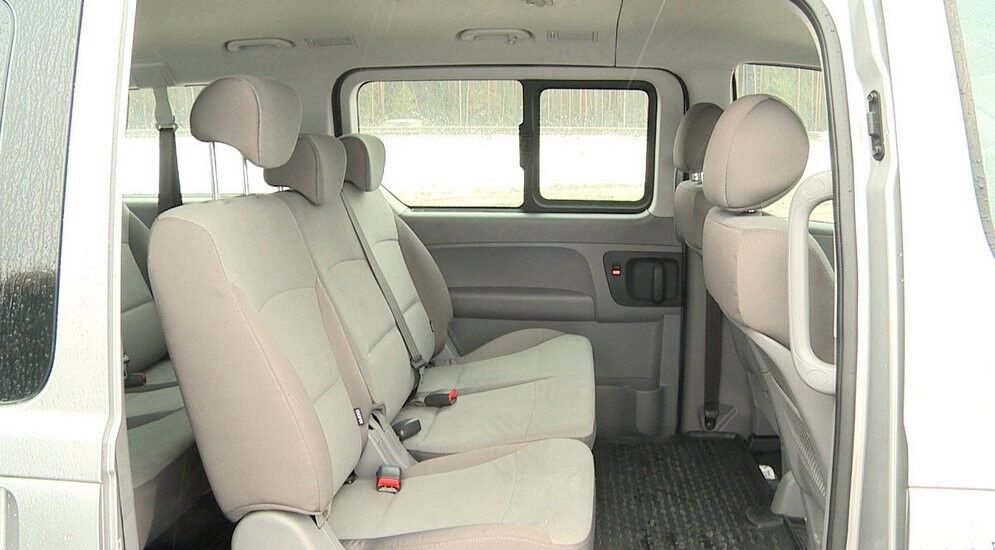 Аренда авто Hyundai H-1 2009 - фото 2