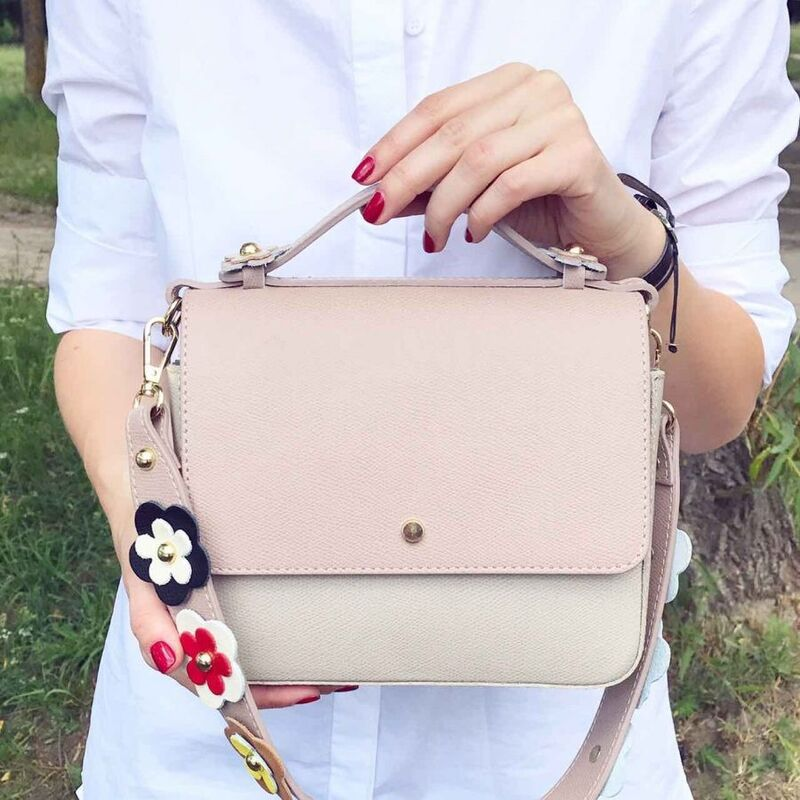Магазин сумок Vezze Кожаная женская сумка С00193 - фото 2