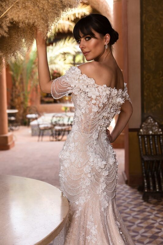 Свадебный салон Crystal Свадебное платье Grace - фото 2
