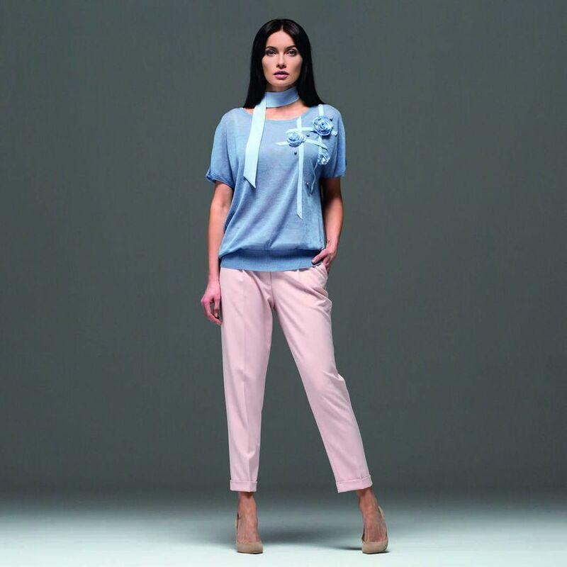 Кофта, блузка, футболка женская Mozart Блузка s-18170 - фото 1