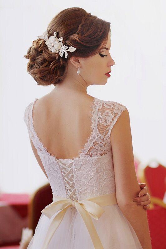 Свадебное платье напрокат ALIZA Платье свадебное «Adel» Diva Vivien - фото 3