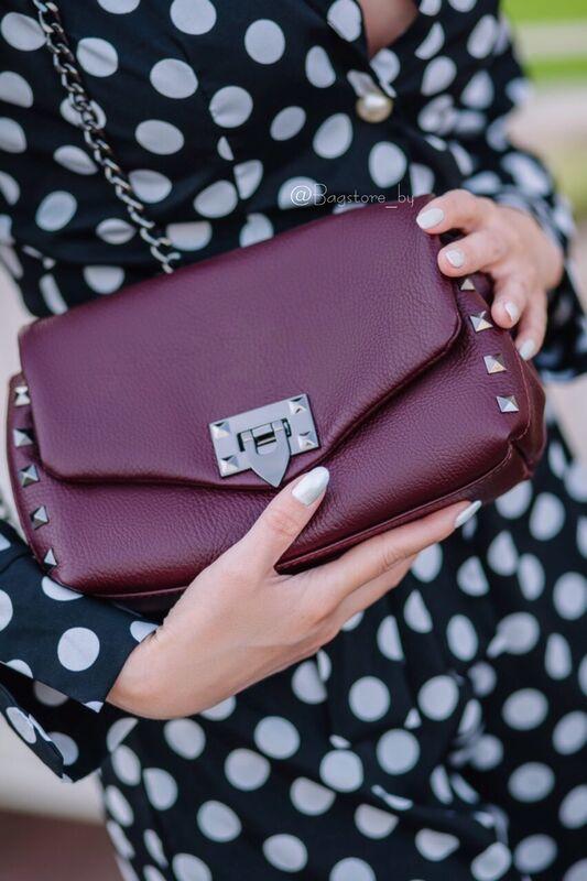 Магазин сумок Vezze Кожаная женская сумка C00386 - фото 1