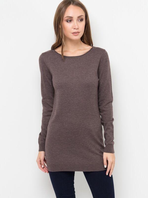 Кофта, блузка, футболка женская Sela Джемпер женский JR-114/1220-7442 - фото 1