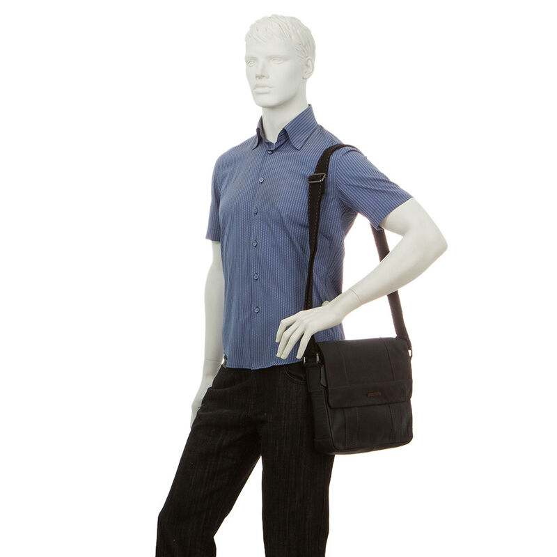 Магазин сумок Poshete Сумка мужская 196-1417-9 - фото 2