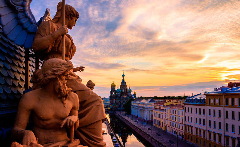 Туристическое агентство СоларТур Автобусный тур «Многоликий Петербург» - фото 5
