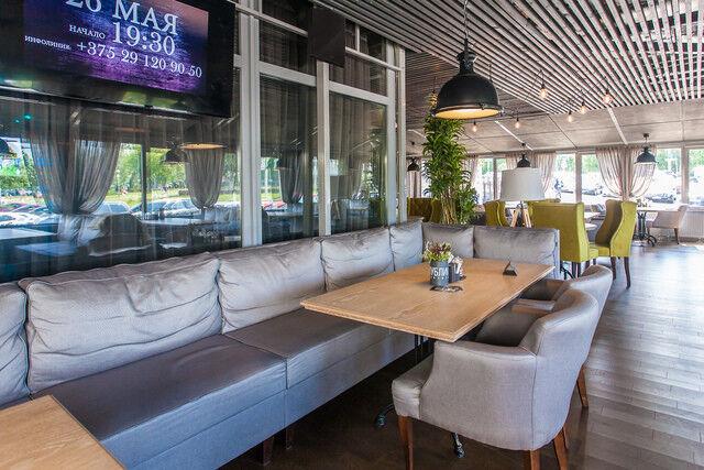 Ресторан и кафе на Новый год Публика Терраса - фото 5