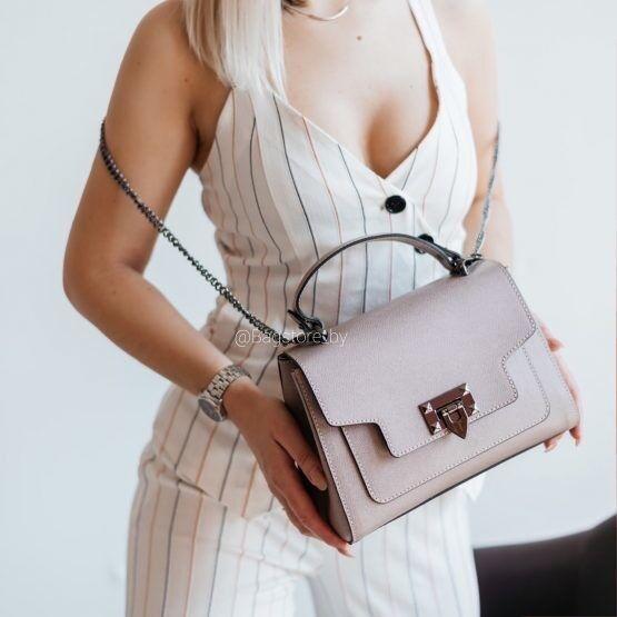 Магазин сумок Vezze Кожаная женская сумка C00497 - фото 1