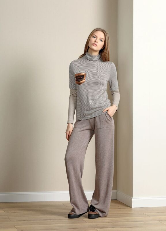 Кофта, блузка, футболка женская Burvin Блузка женская 5805 - фото 1