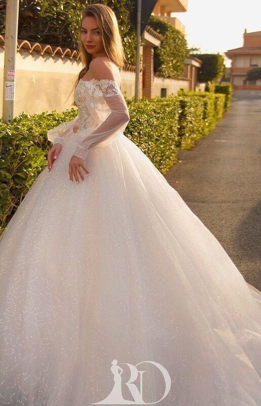 Свадебный салон Rafineza Свадебное платье Margarita - фото 2