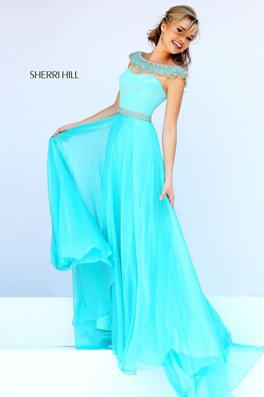 Вечернее платье Sherri Hill Вечернее платье 32220-1 - фото 11