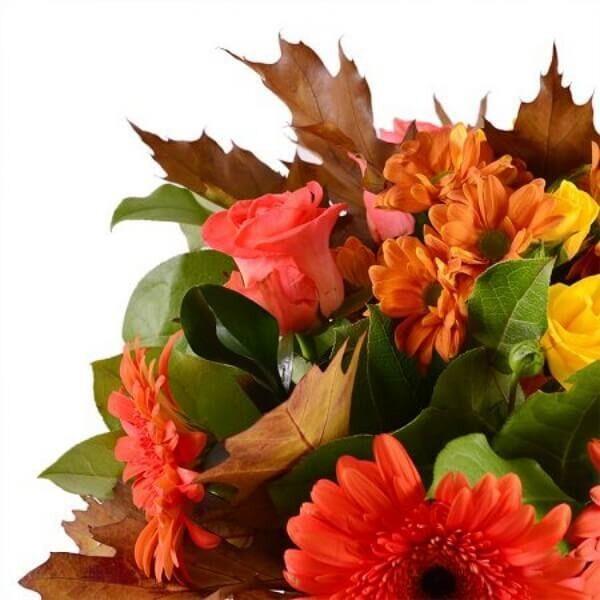 Магазин цветов Букетная Букет «Осенний» - фото 4