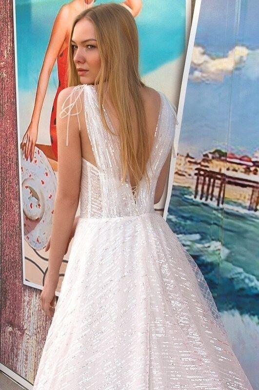 Свадебный салон Rafineza Свадебное платье Iden - фото 3